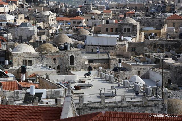 Jerusalem Old-City