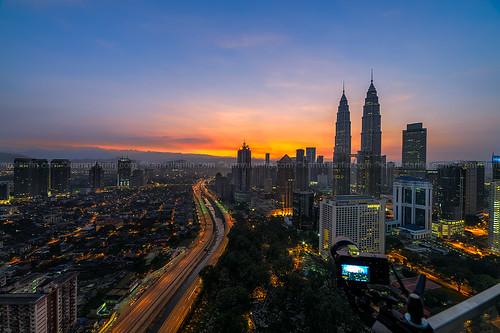 cityscape cityscapes bluehour kualalumpur kl klcc sunriseandsunset dawndusk kualalumpurcitycentre