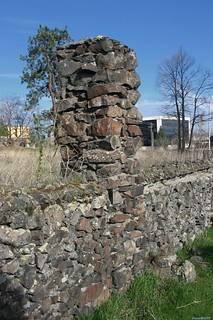 Old column and rock wall | by vmf-214