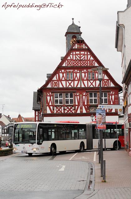 Bunte Buswelt - Groß-Gerau