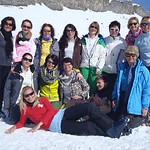 Skiweekend Melchsee-Frutt Frauenriege 2013