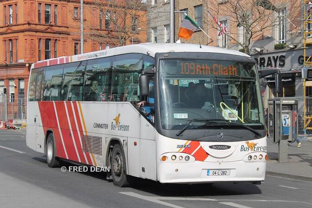 Bus Eireann SR36 (04L282).