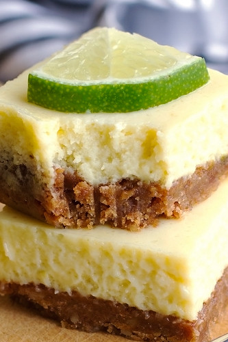 Key-Lime-Pie-Squares | by littlespicejar