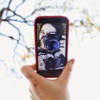 Selfie da selfie | by Patr!c!a
