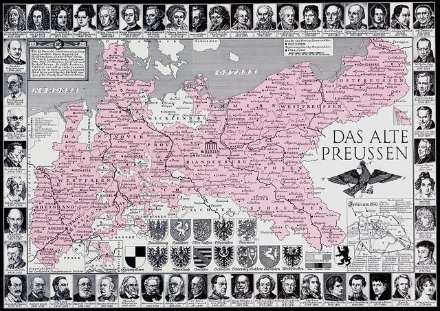 Altes Preußen - 52 Frauen und Männer, die das Bild des Staates entscheidend mitgeprägt haben