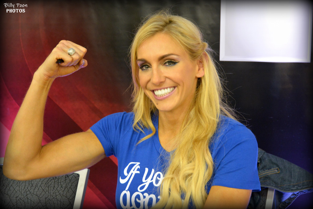 Charlotte Flair WWE | WWE star and Women's Champion Charlott… | Flickr