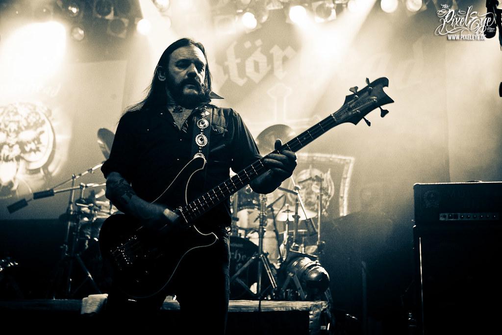 Motörhead - Live (2008) | The Pixeleye Dirk Behlau | Flickr