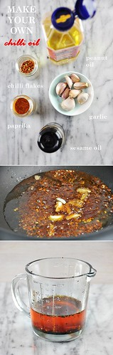 How To Make Your Own Chili Oil | www.fussfreecooking.com | by fussfreecooking