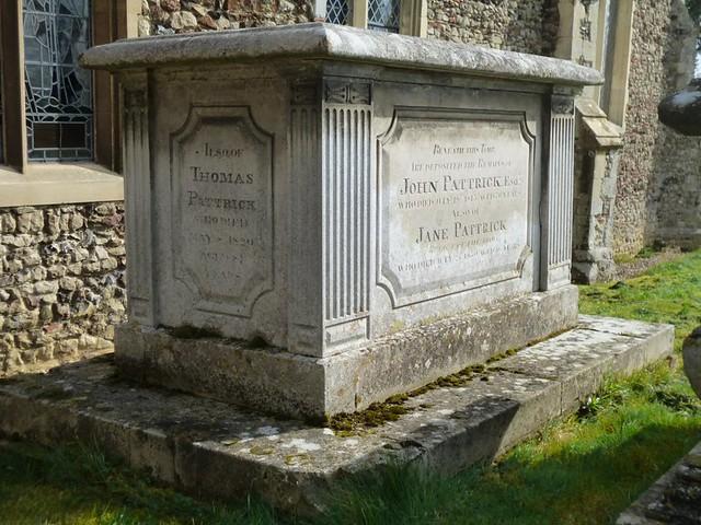 Pattrick Family Tomb