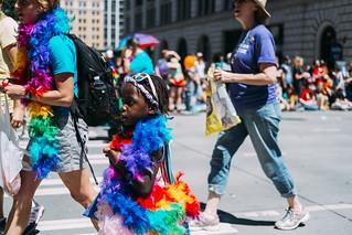 Pride Parade- Microfashion