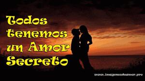 Imágenes De Amor Secreto Con Frases Apasionadas Imágenes