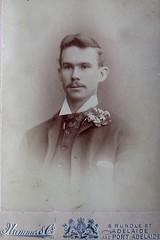 Joseph Guy of  Gawler c1887 email