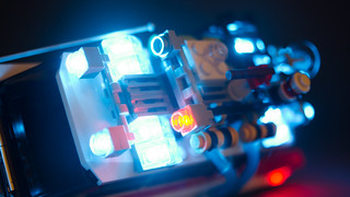 Lego Ghostbusters Ecto-1 Light Mod 21 | by M600