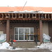 Odessa Hall Demolition March 11 2015