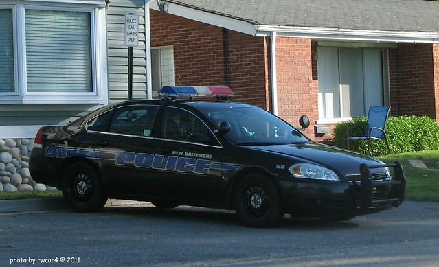 New Baltimore MI Police