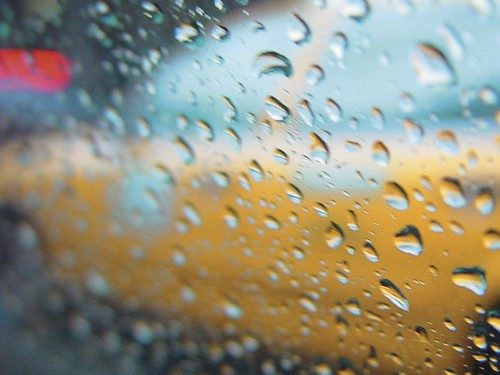 Rain impacts visibility | by State Farm