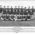 Ballygawley 1989 County Finalists