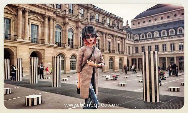 París: Jardines del Palacio Real