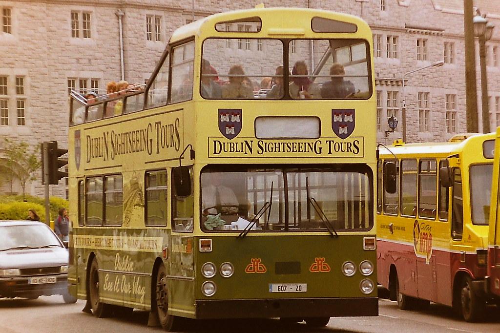 DUBLIN BUS/BUS ATHA CLIATH DF607 607-ZO