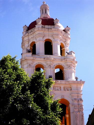 Templo de Santo Domingo, detalle