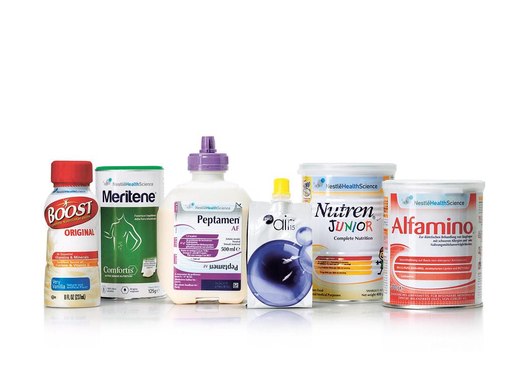 Nestlé Health Science products | Nestlé Health Science has ...
