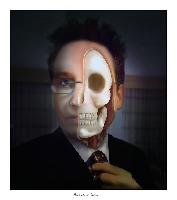 Jason Freeny Portrait