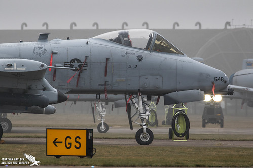 Fairchild A-10C Thunderbolt II '81-648' | by www.lockonphoto.com