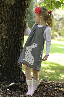 Easter roly poly tunic 2
