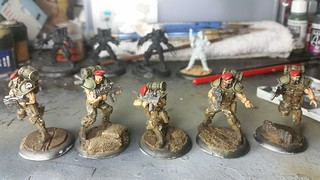 Imperial Blood Berets for Warzone Resurrection | by MadLarkin784