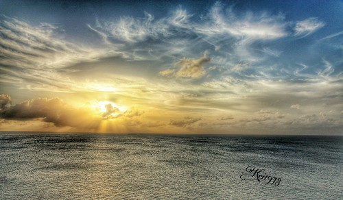 cruise sunset costa grand cayman caraibi luminosa