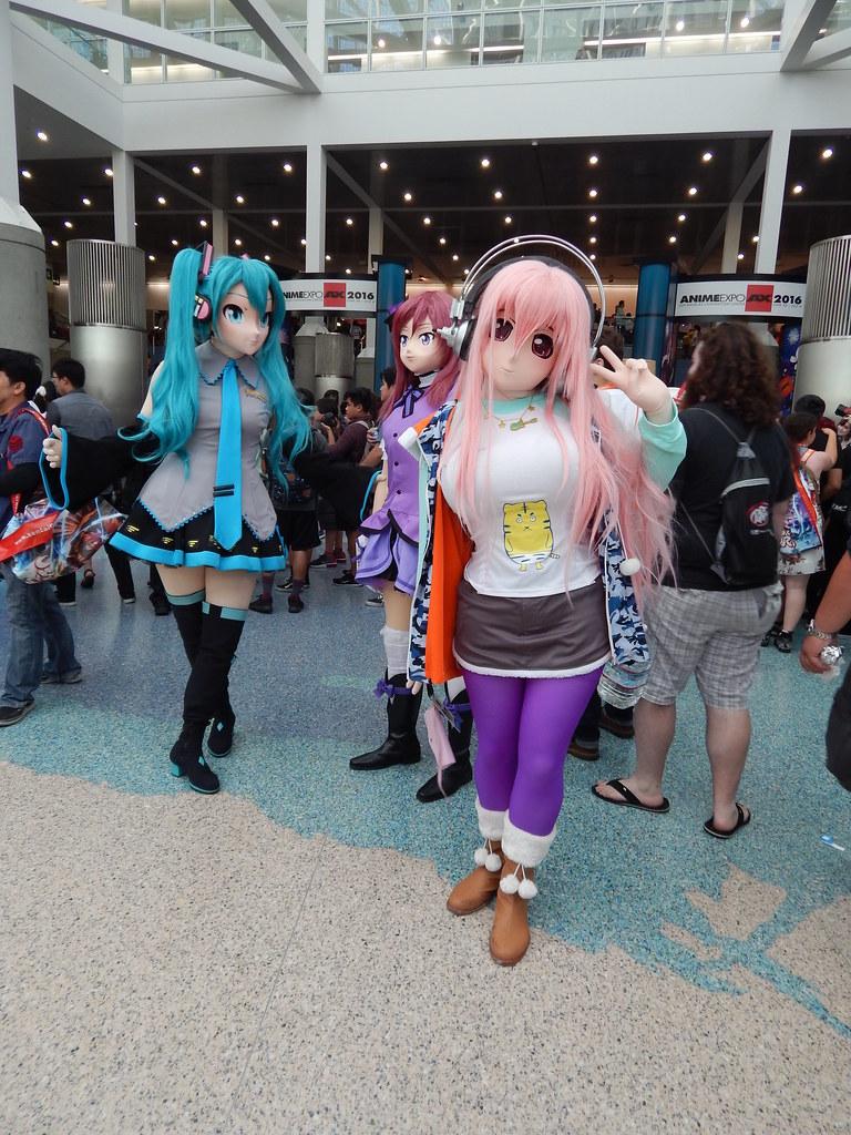 Kigurumi cosplay sunday at anime expo by jim61773