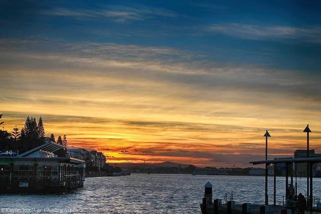 Sunset (Newcastle NSW)