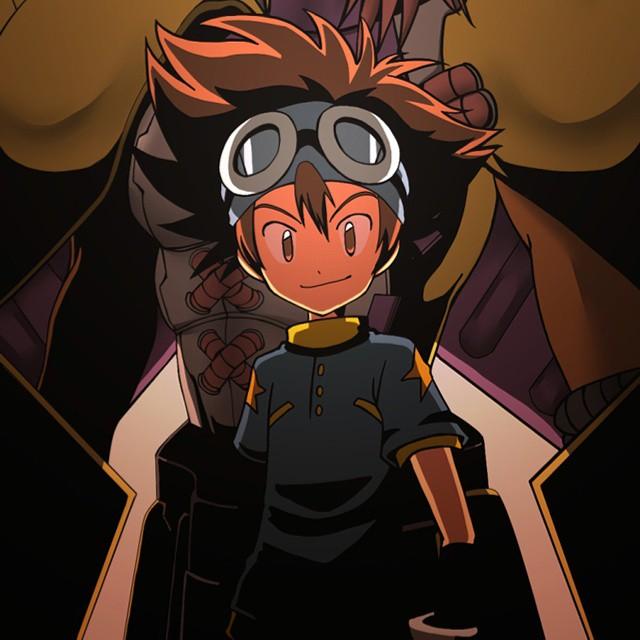 Wallpaper Digimon Tai Wargreymon Agumon Greymon Tk