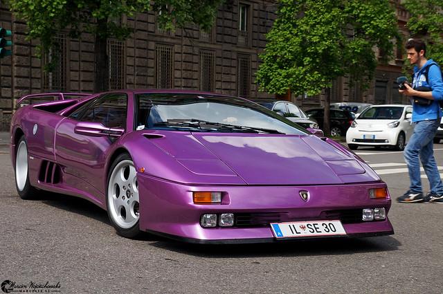 Lamborghini Diablo SE 30 Anniversary