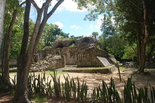 great city of uxmal