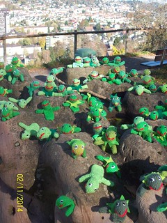 Our Frog Family