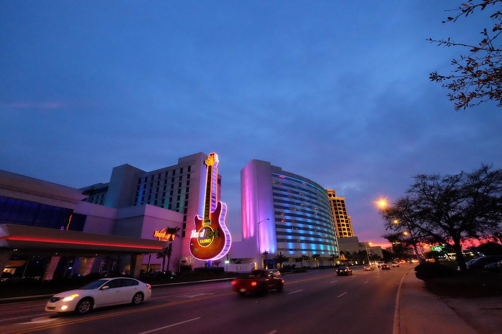 Casino In Biloxi Beach Hard Rock Casino In Biloxi Beach Flickr