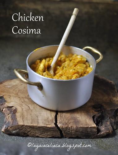 Pollo con ceci e patate dolci   by mammadaia