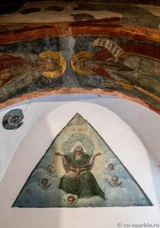 Литургия в храме Сергия Радонежского 175
