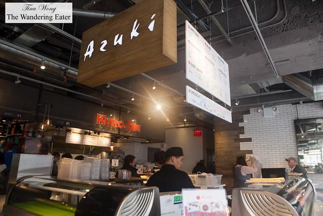 Azuki at City Kitchen