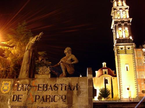Monumento Al Beato Sebastían de Aparicio