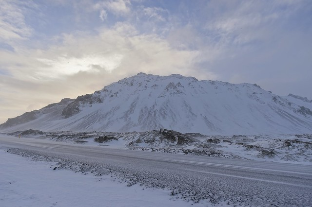 Ring road on the Snæfellsnes peninsula