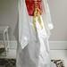 Wedding kimono and corset obi
