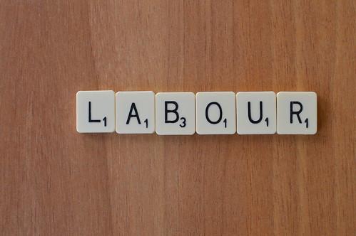 Labour Party Scrabble   by Jonathan Rolande