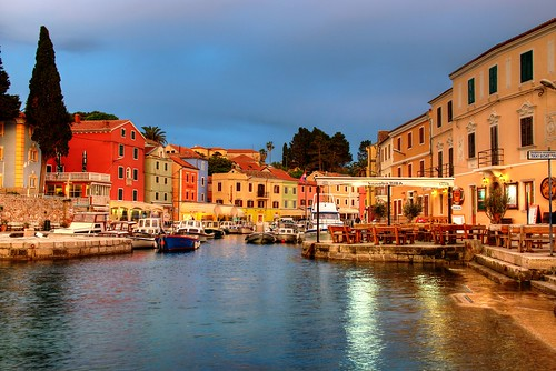 kroatien veli sigma1750mm losinj croatia port