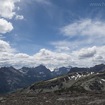 View from Singleshot Mountain