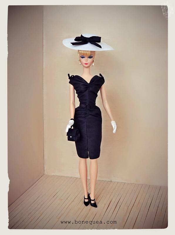 Silkstone City Smart Barbie (BFMC)