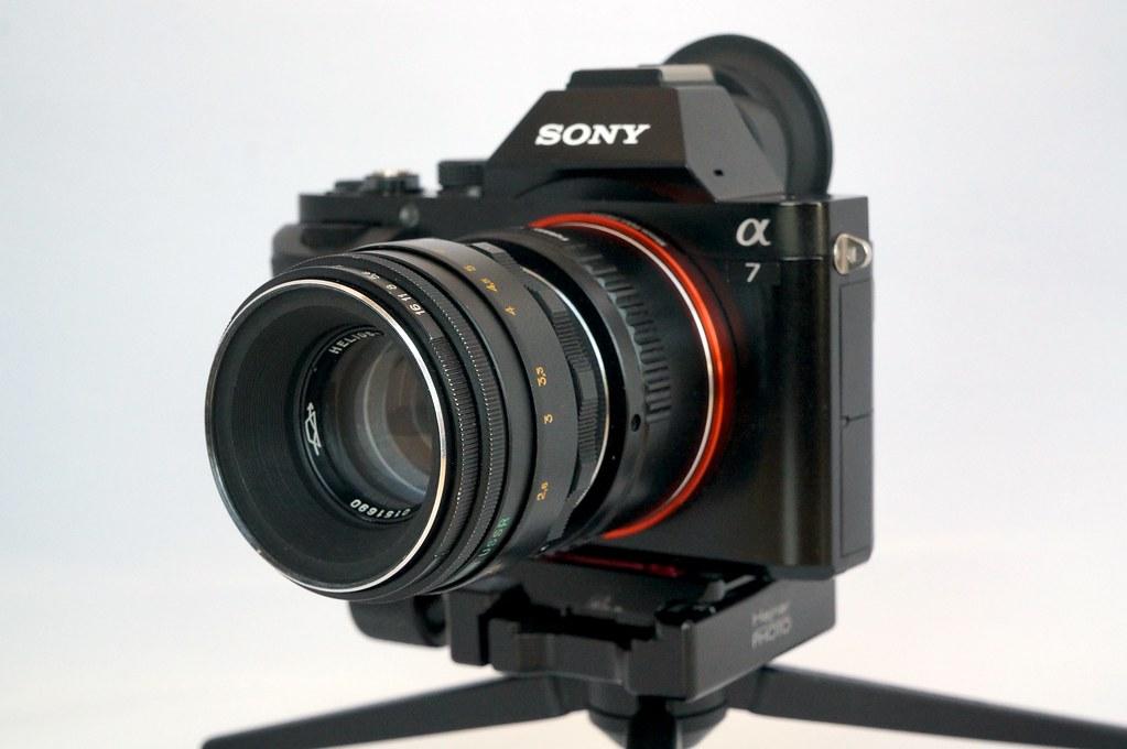 Sony A7 + Helios 44-2 | Chad Kainz | Flickr