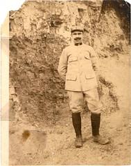 Victor (fils) durant la guerre de 14-18