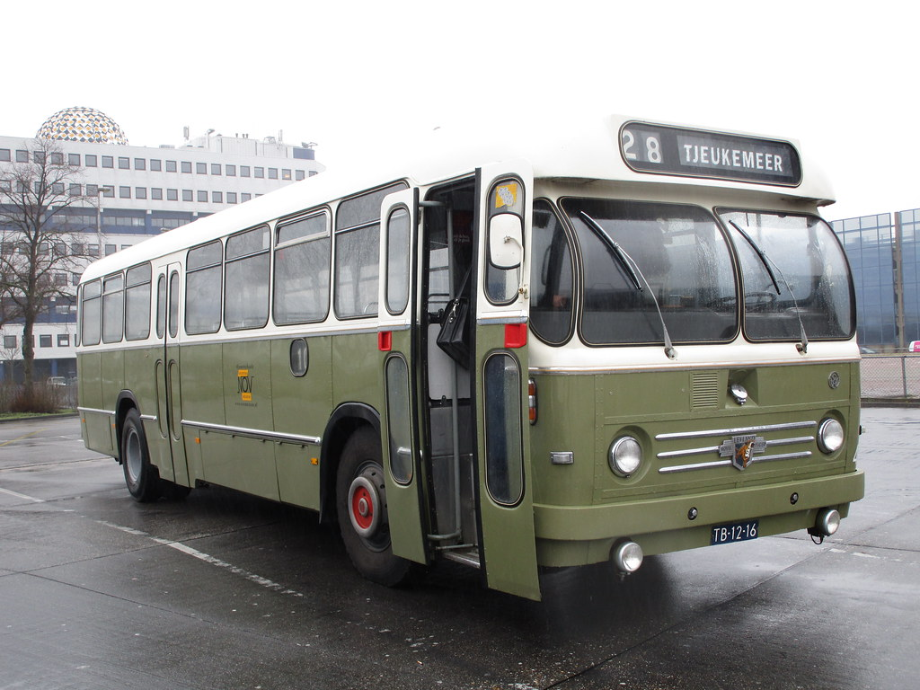 NBM bus 4710 Leeuwarden NS